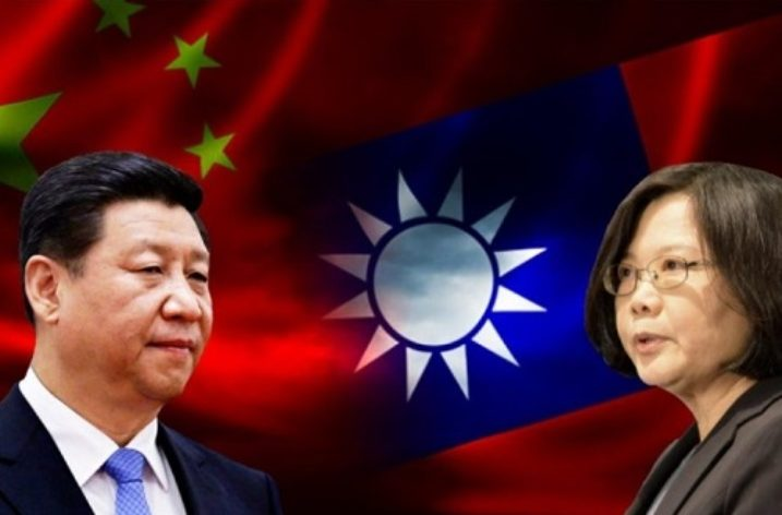Xi warning on Taiwan