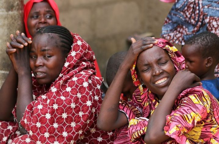 Nigerian Security forces failed to act on warnings about Boko Haram attack before abduction of schoolgirls