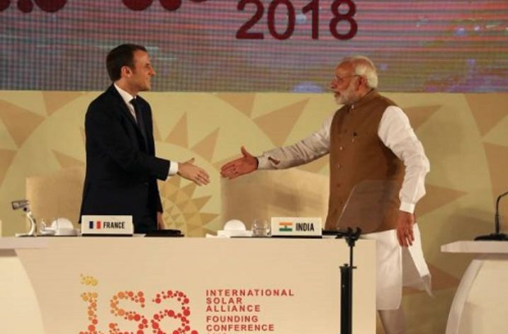 International Solar Alliance: The Indian initiative