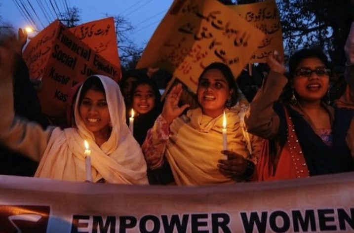 International Women's Day: Let us Press for Progress by not depriving Women of their Rights