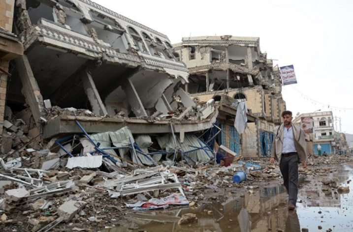 Yemen: Three years of US and UK arms to Saudi-led coalition devastating civilian lives