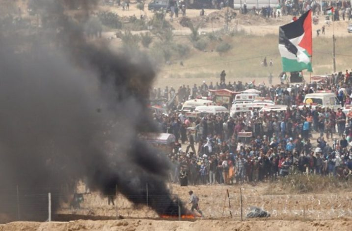 Israel must end 'horrifying' use of excessive force against Gaza protesters
