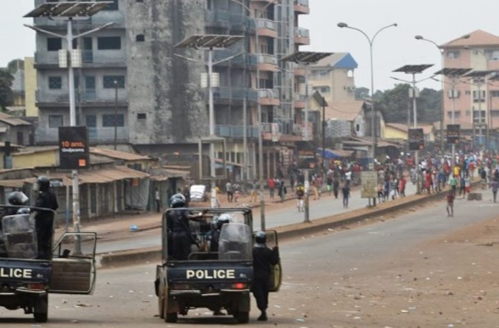 Security forces urged to show restraint as Opposition Protests in Guinea set to continue