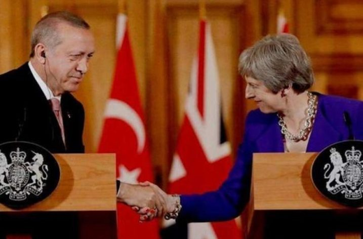 Erdogan, Turkey and the UK government