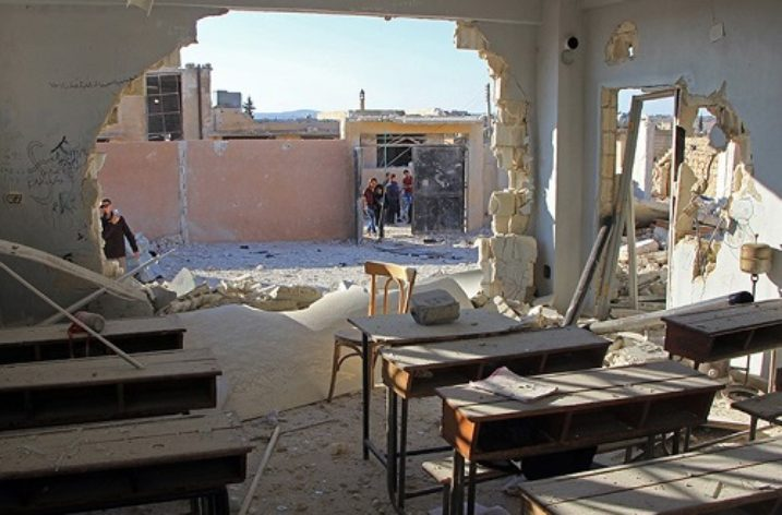 Attacks on education worsening globally