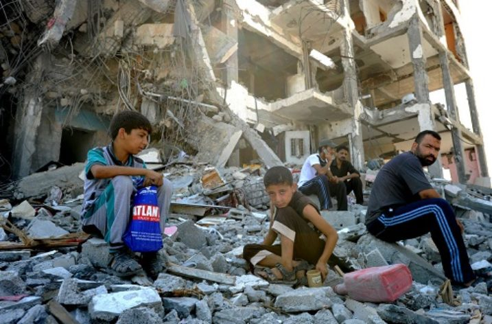 Gaza: What it needs is Freedom