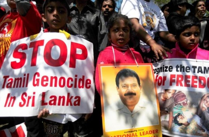 Justification for a Referendum for Tamils in Sri Lanka