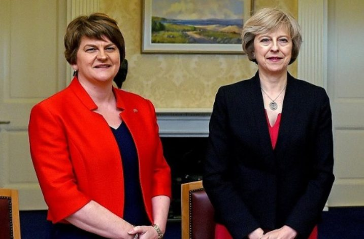 Theresa May and Abortion in Northern Ireland