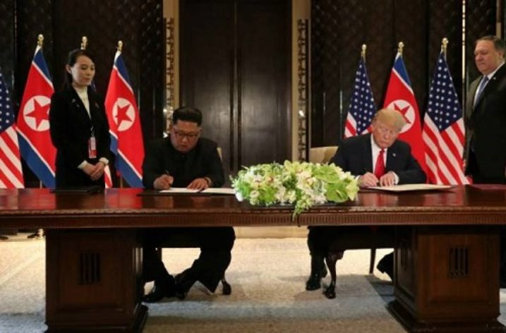 "Trump-Kim Summit – ""Not impressed"""
