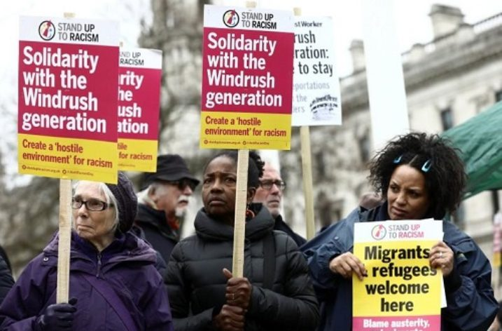 The Windrush scandal is the poisonous fruit of Tory-Powellite racism