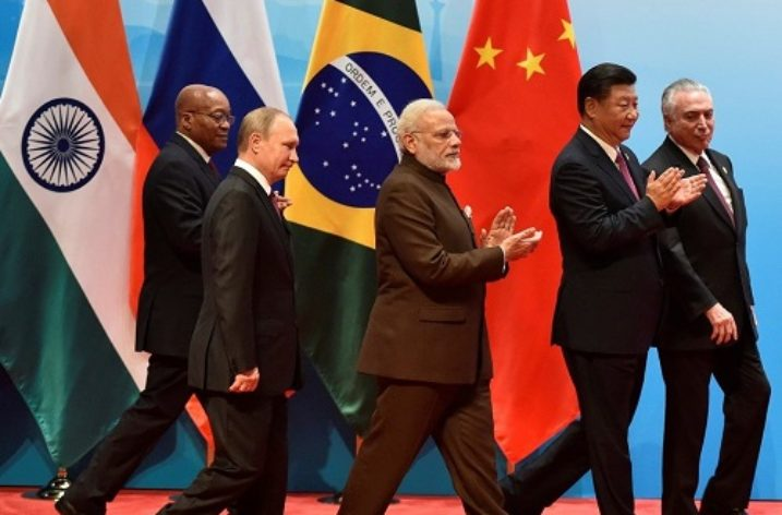 Amidst global uncertainty over trade, an opportunity for BRICS