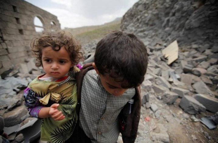 Mental health needs of children and young people in conflict need to be prioritised