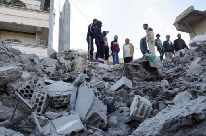 Syria: Civilians and hospitals targeted as attacks intensify