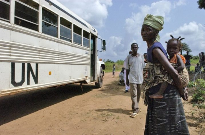 Sierra Leone: Sexual abuse committed by UN peacekeepers