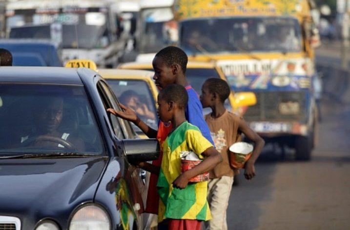 Nigeria: Top Brass Street Beggars