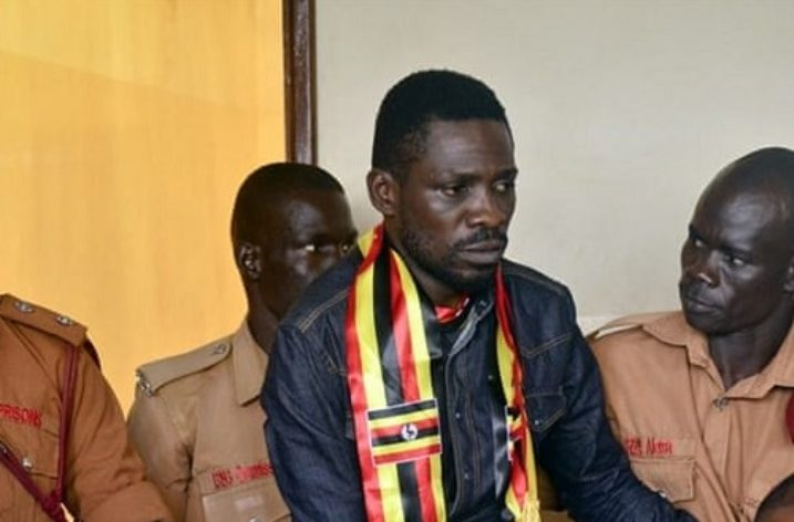 Ugandan MP Robert Kyagulanyi aka Bobi Wine released on bail