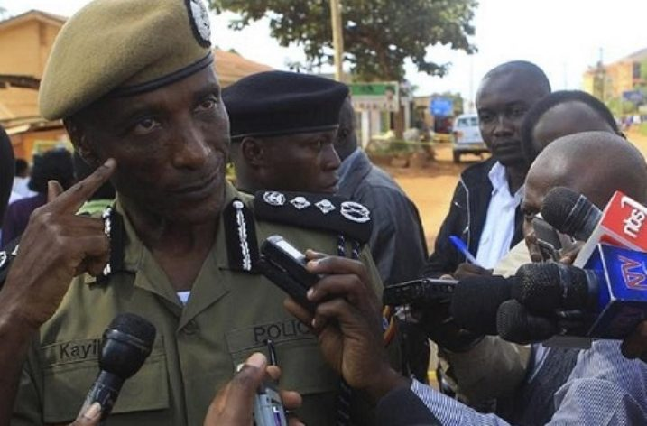Former Ugandan Police Inspector General Kale Kayihura released on bail