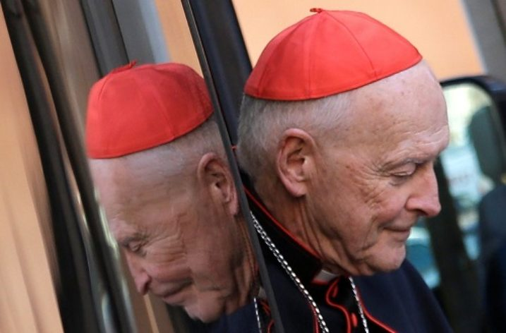 Wuerl issues statement following Cardinal McCarrick's resignation