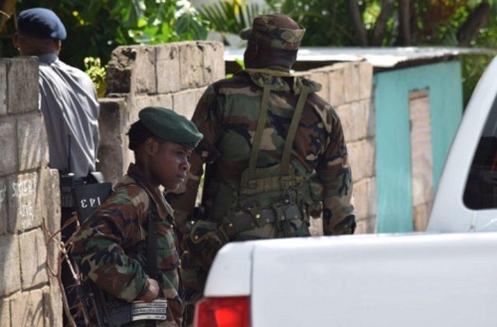 Caribbean Militarization