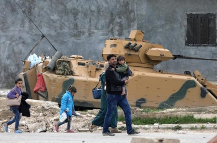 Syria: Turkish occupation of Afrin has led to widespread human rights violations