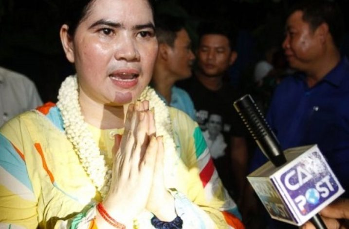 Cambodian land rights activist Tep Vanny released after 2 years in detention