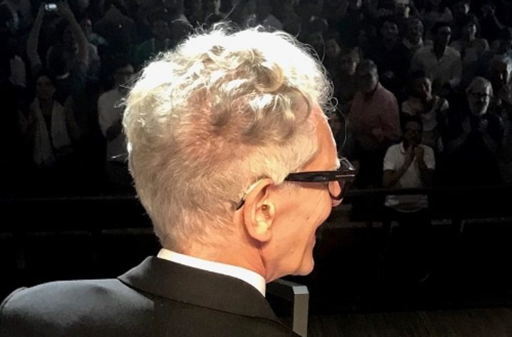 David Cronenberg receives Golden Lion award at Venice Film Festival