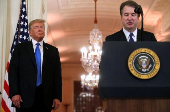 Casting Kavanaugh: The Trump Supreme Court Drama