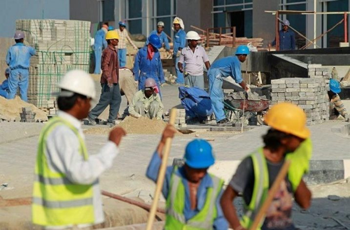 Migrant workers in Qatar remain unpaid for work linked to 2022 World Cup