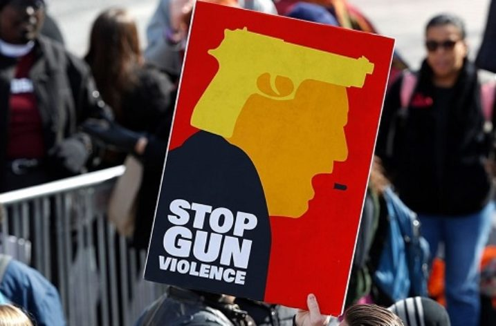 Gun violence in United States 'a human rights crisis'