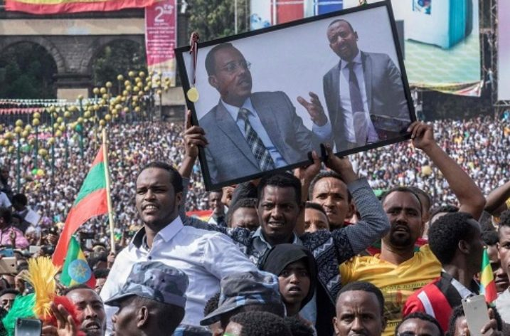 The puzzle of multi-party politics, political reform in Ethiopia