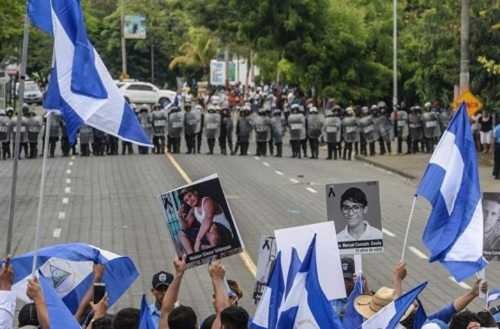 Nicaragua: Govt maintains strategy of repression and criminalizes right to protest