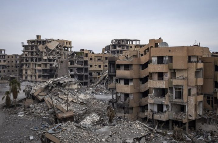 Syria: One year on, Coalition refusal to accept responsibility for Raqqa deaths an 'insult' to civilians