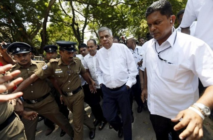 The Dictatorial and Discriminating Democracy of Sri Lanka