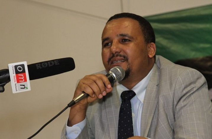 Activist, Human Rights Campaigner and Political Analyst Jawar Mohammed