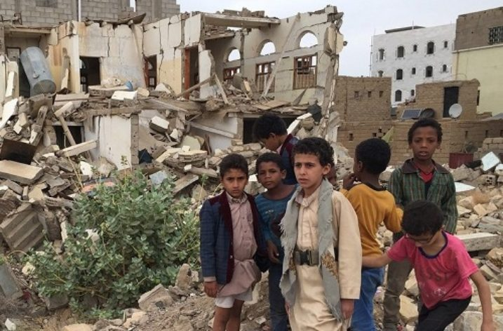 Yemen: A living hell for all children