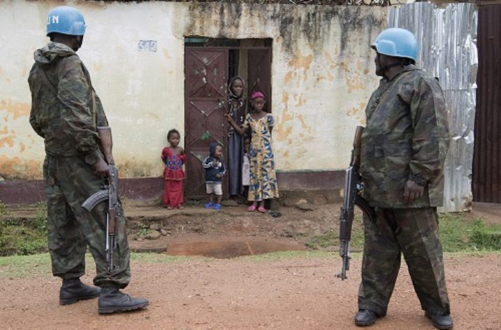 Central African Republic: 100 civilians shot and burnt alive as UN peacekeepers desert posts