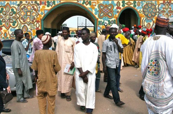 Make we carry Sango swear for Nigerians