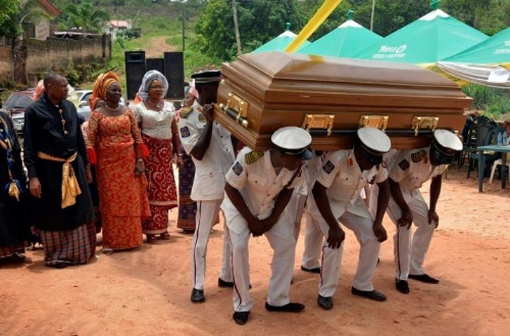 Questioning the illusion of burying the dead in Nigeria