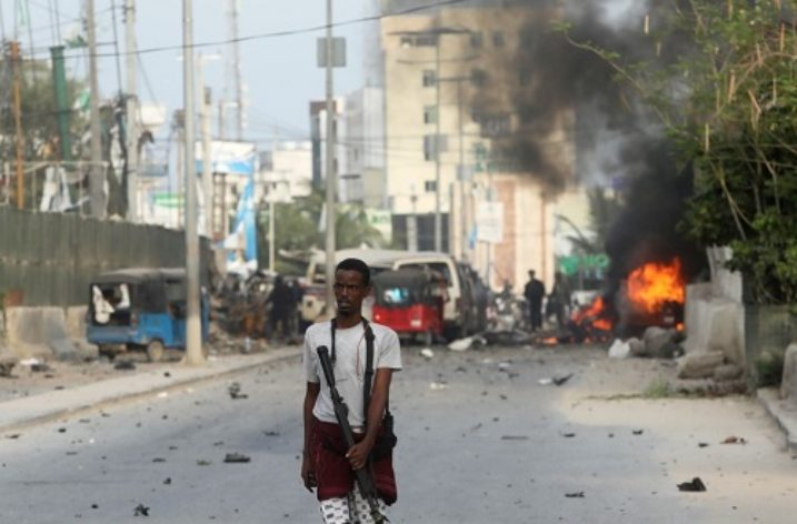 ISS vs Al-Shabaab: Inter-jihadi Conflict in Somalia
