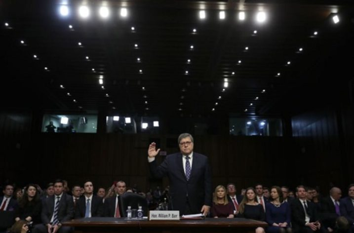 Questionable Contradictions: Covering Barr's AG Confirmation Hearing