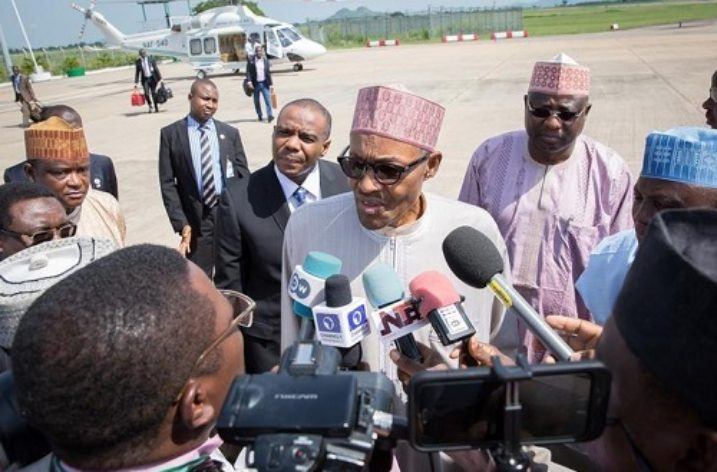 Buhari, Corrupt Officials and Technically Defeated Media