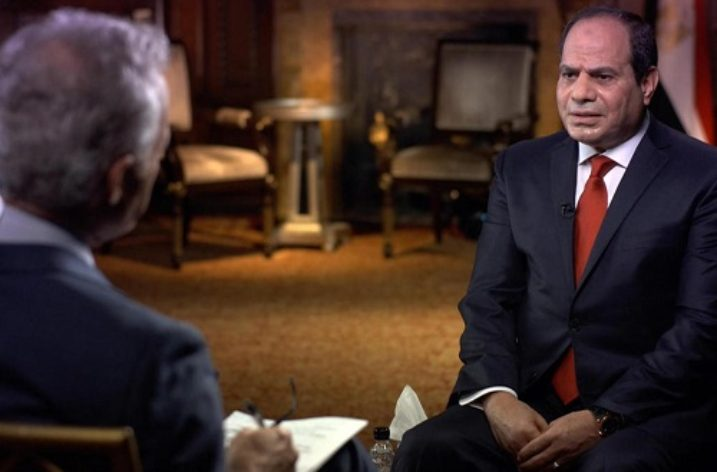 What the 60 Minutes interview revealed about Egyptian President el-Sisi