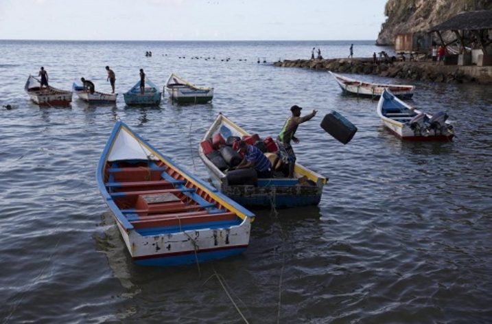 A Caribbean Smuggling Corridor