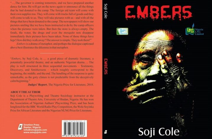 Embers by Soji Cole: A Review