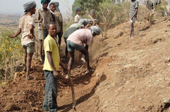 How Ethiopia implements its adaptation program