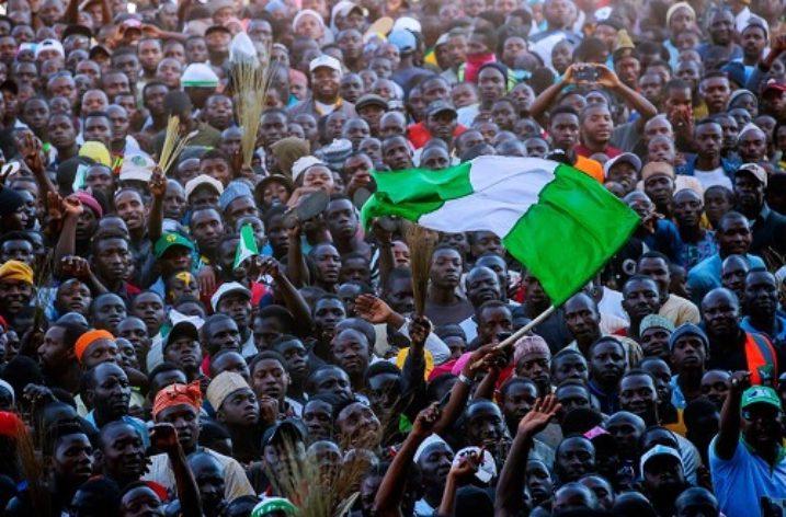 South of Nigeria and Bourgeois Yan Iskas