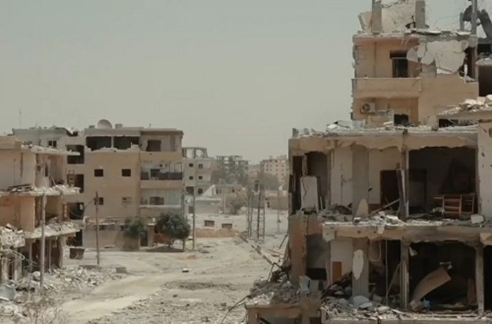 Syria: US-led Coalition's bombardment of Raqqa killed more than 1,600 civilians