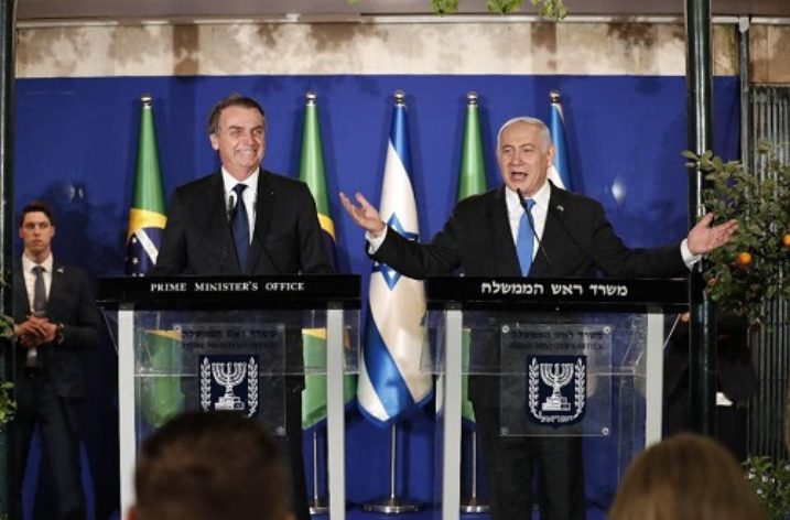 Zionism and international ultra-right parties – the warm embrace of political brethren