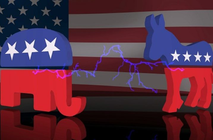 Republicans and Democrats: Refusing to consider compromise