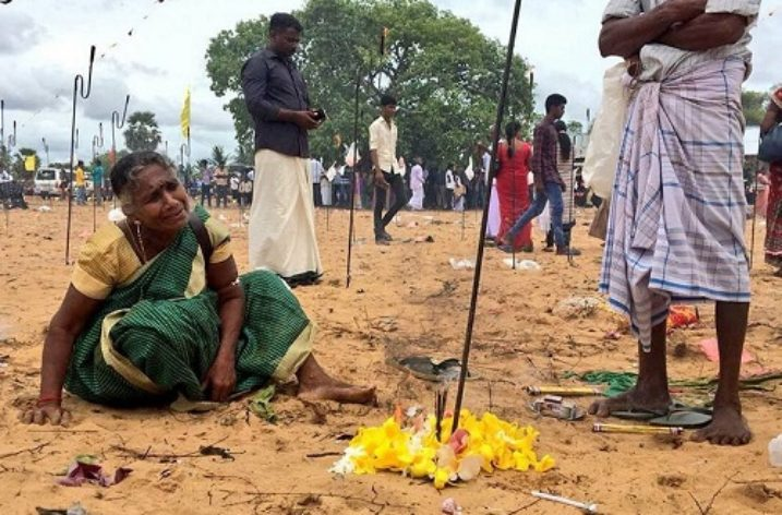 UNHRC Resolution 40/1: The Victims of War in Sri Lanka
